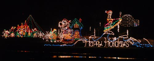 Happy-Holidays-Light-Show