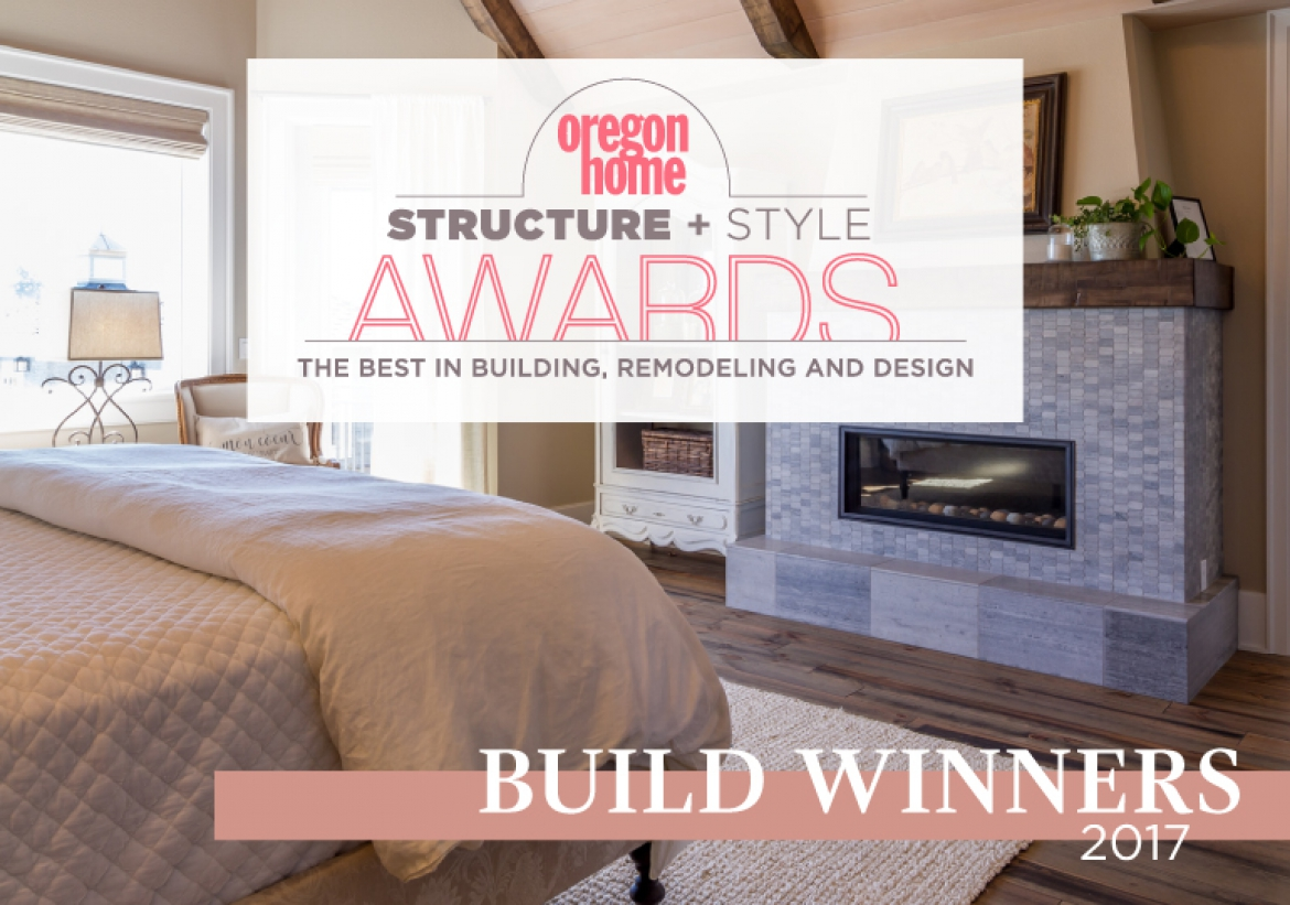Structure + Style 2017: Build Winners