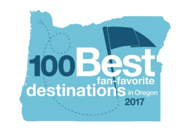 100 Best Fan-Favorite Destinations in Oregon announced