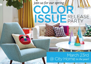Spring 2017 Issue Release Party!