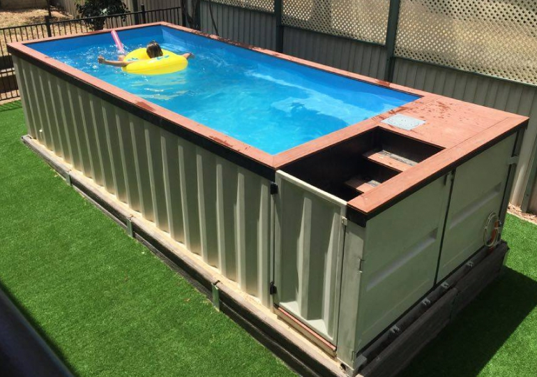Pop-up Pools