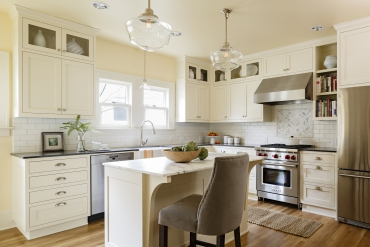 Empty Nesters get the Kitchen they Deserve