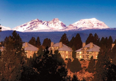 Oksenholt Hospitality and Brooks Resources Announce Mount Bachelor Village Resort Acquisition