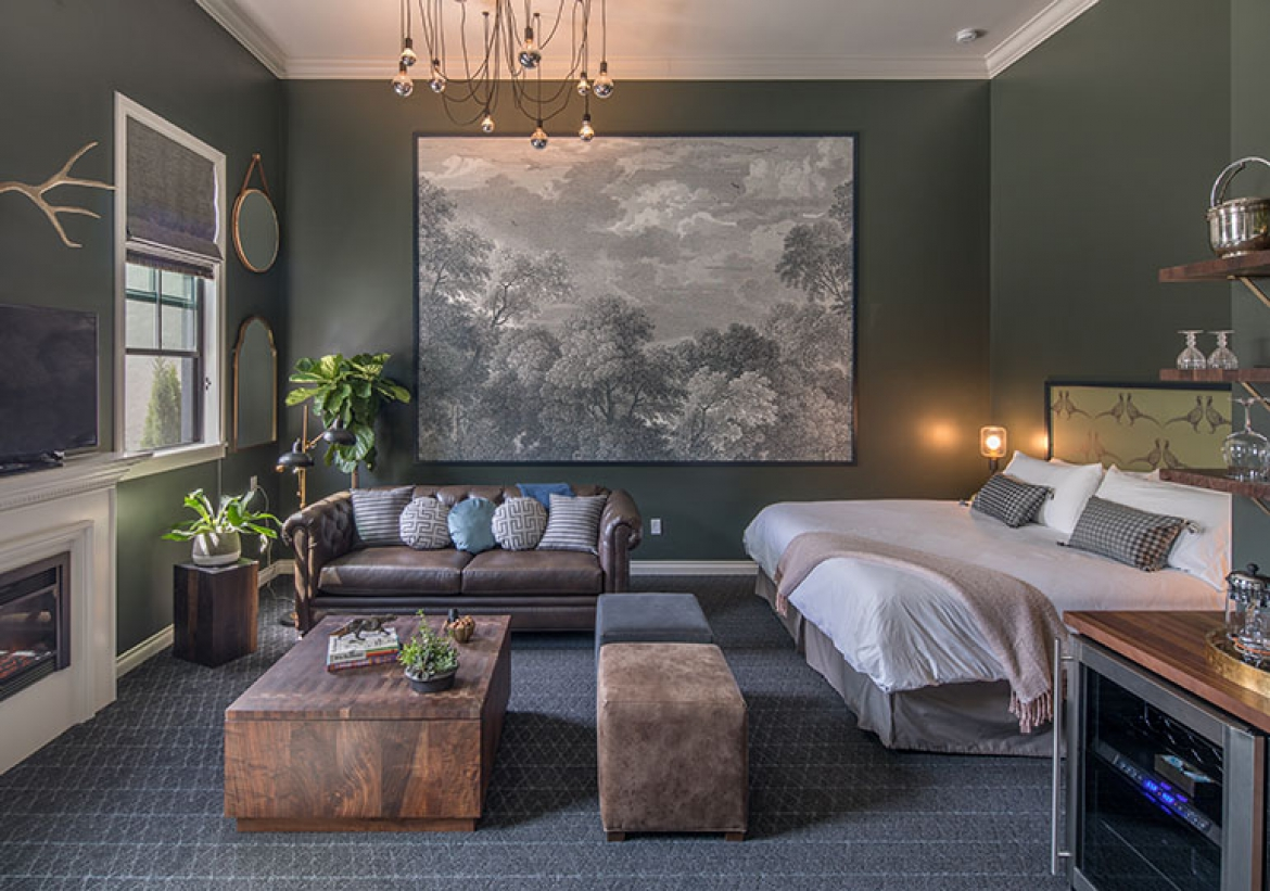 Steal This Hotel's Style: Oregon Romanticism